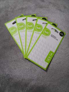 iPhone 4 and 4s Screen Protector Film Pack for mobile phone