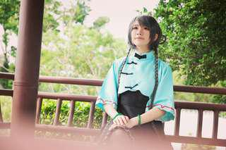 URGENT CLEARANCE Luo Tian Yi Vocaloid Cosplay