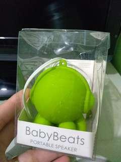 Baby Beats Portable Speakers Mini