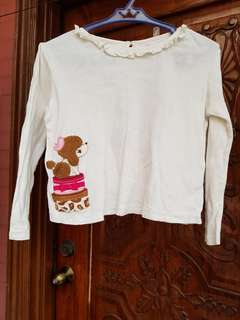 Gymboree top for kids
