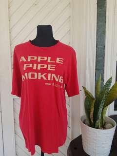 Japan Anvil Red Shirt