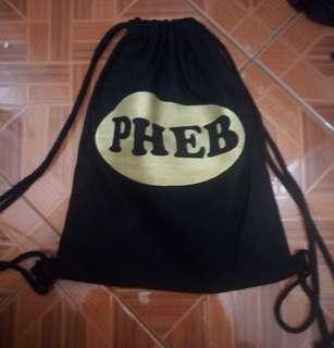 Personalized Drawstring Bag