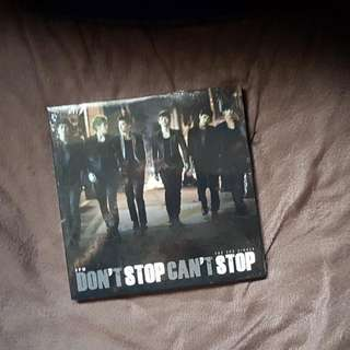 BN 2pm Don't Stop Can't Stop Cd