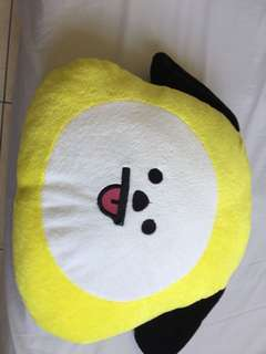 BT21 Pillow Plush BTS Jimin Chimmy Chim Chim Doll