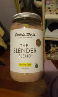 The Slender Blend (chocolate)