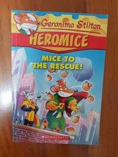 [Geronimo Stilton] Heromice - Mice to the Rescue