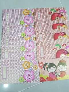 Friso/ Dutch lady Ang Pow Packets (12 pcs)