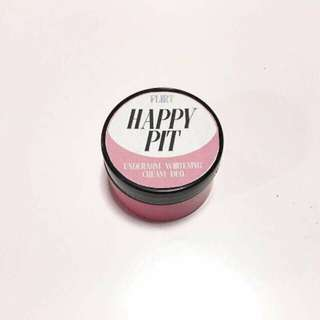 HAPPY PIT ALL IN ONE WHITENING CREAM AND DEO