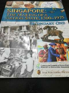 Sec one History Book