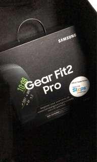 Samsung gearfit2 pro