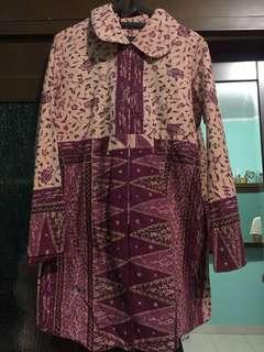 Batik (kainnya beli di Danarhadi)