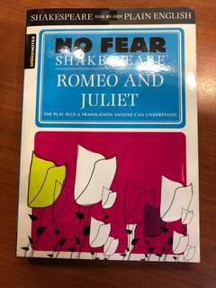 Shakespeare Roméo and Juliet