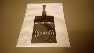 無線充電接收器 iPhone及Android