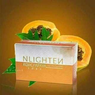 Nlighten Kojik Papaya Soap