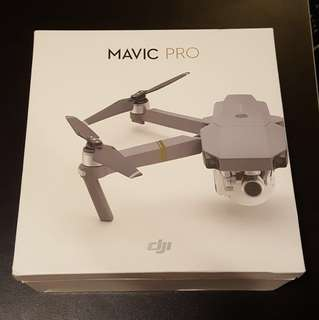 🚚 Box only - DJI Mavic Pro #CarouPay