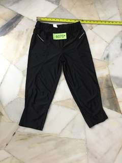 Sports brand 3/4 pant size 12 no 6070