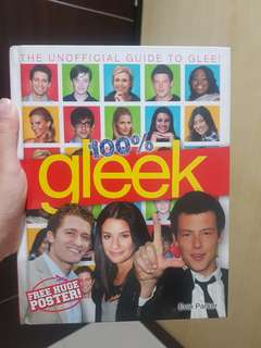 Glee Fan Book