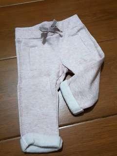 F&F sweat pants 3-6 mos
