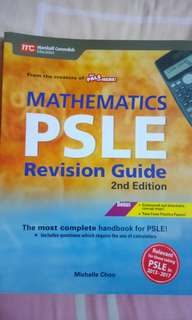 Mathematics PSLE Revision Guide(2013-2017)