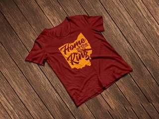 Home of The King (LBJ) Shirt