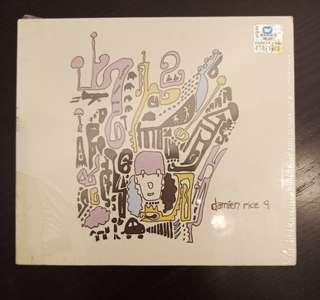 Original Damien Rice 9 Music CD Album (UK Singer)