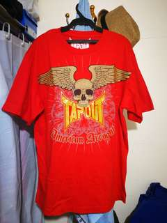 Tapout tshirt