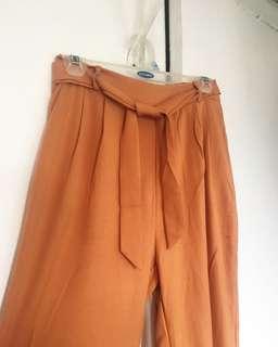 Sand Orange Pants
