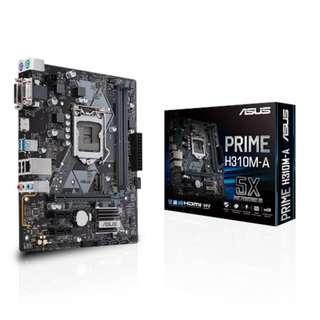ASUS PRIME H310M-A mATX Motherboard