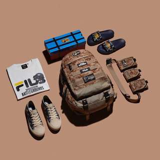 FILA X PUBG COLLECTION
