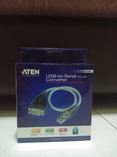 ATEN USB-to-Serial (RS-232) Converter