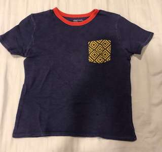 GAP KID t-shirt fitting 6-7 years old
