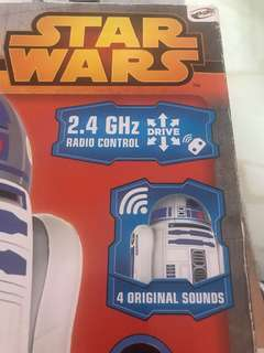 Radio Control Inflatable R2-D2
