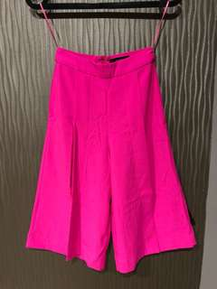 MDS Pink Cullotes size XS