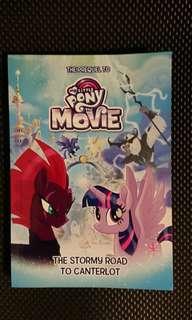 My Little Pony Stormy Road to Canterlot