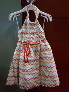 periwinkle dress 1 yr old