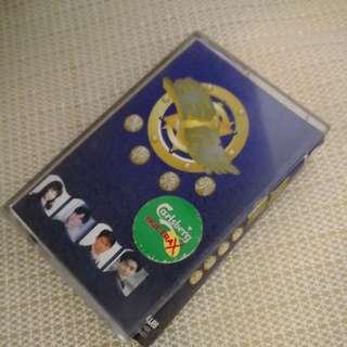 Cassette 金碟