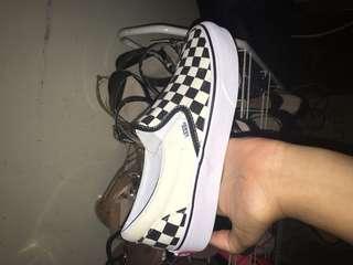 Checkers Vans