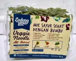 Mie organik
