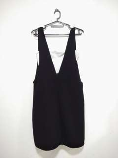 Zara Two-piece Black&White Dress