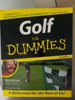 Golf for Dummies
