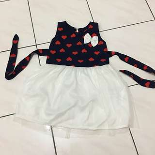 Girl Dress 3-4yrs