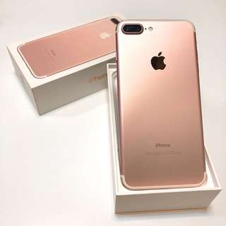 iPhone 7 Plus 128g good condition with complete accessories