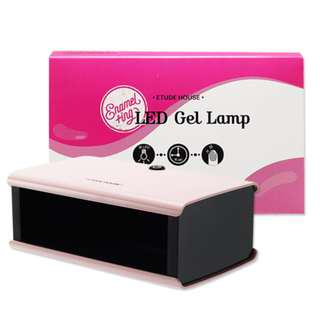 🚚 Etude House LED Gel Lamp for Gelish Nail Polish and other UV Nail Polish #caroupay