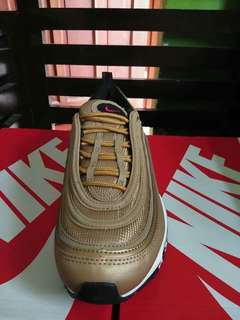 Nike airmax 97 gold og