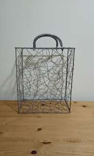 Wire Mesh Carrier