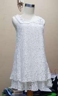 Hongkong lacey dress