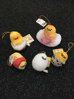 🚚 Authentic gudetama Plush soft toys brand new with tag #caroupay