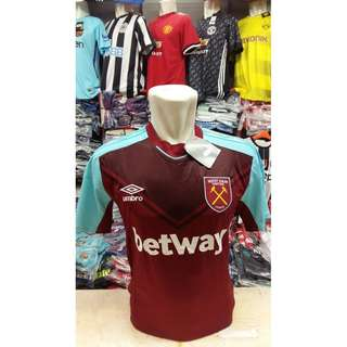 Jersey grade ori westham home new 2017/2018 official