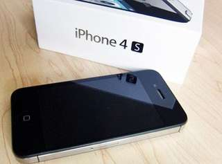 iPhone 4s 16gb Factory Unlock complete