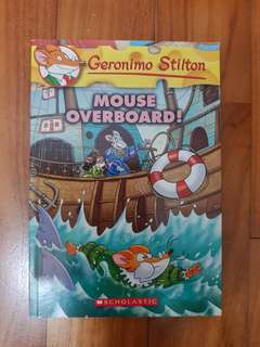 [Geronimo Stilton] Mouse Overboard!